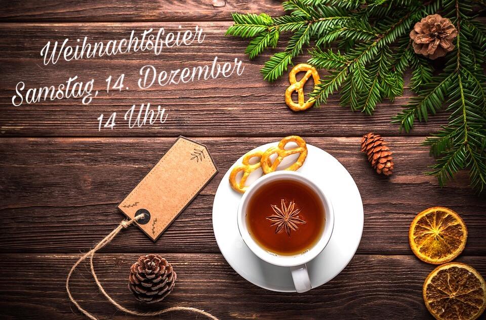 Weihnachtsfeier @ Integrationshilfen e.V.